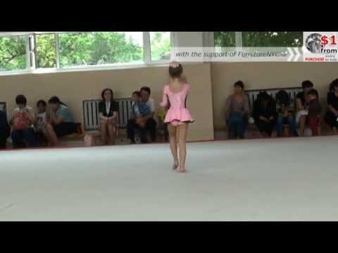 Rhythmic Gymnastics Children 2013 (видео)