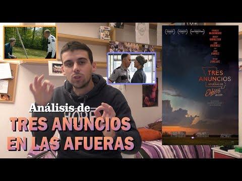 Crítica/Review - TRES ANUNCIOS EN LAS AFUERAS - sin spoilers