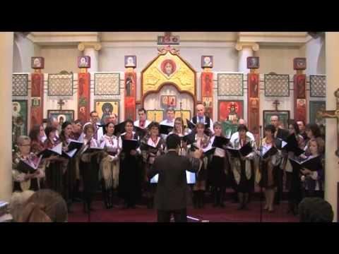 Свята ніч— Chorale Sant Vladimir leGrand, Paris (Щедрівки, колядки)