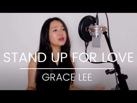 "Destiny's Child  ""Stand Up For Love"" Cover by Grace Lee Music"