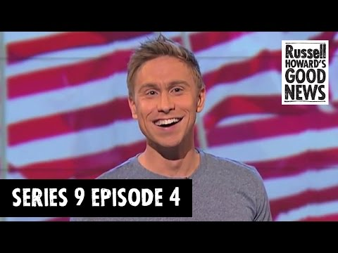 Russell Howard's Good News - Series 9, Episode 4