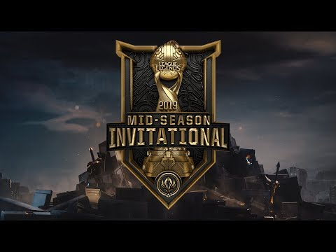 Mid Season Invitational 2019 | Group Stage | Day 4 - Thời lượng: 6:05:24.