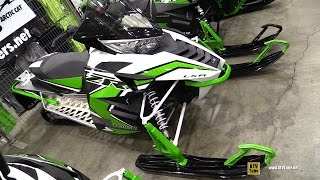 7. 2016 Arctic Cat ZR LXR 7000 Sled - Walkaround - 2015 Toronto ATV Show