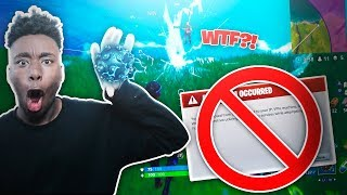 I IMPULSE GRENADED A FORTNITE HACKER OFF THE MAP! FUNNIEST Fortnite: Battle Royale Moment EVER