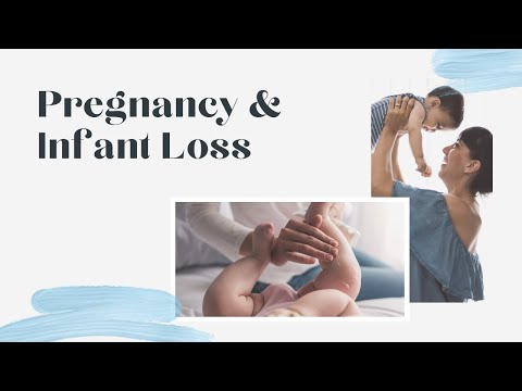 Pregnancy and Infant Loss Risk Factors and Treatment Issues