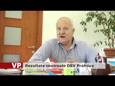 Rezultate controale DSV Prahova