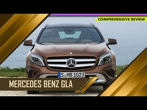 Mercedes Benz GLA | Specifications And Price | Auto Report : TV5 News