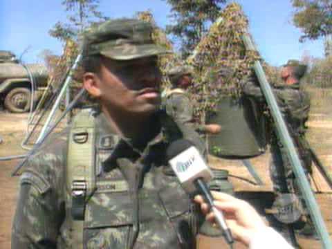 Campo da EsSA - Infantaria e Engenharia - Op.Ribeirinha  * 16/08 a 20/08/2010.