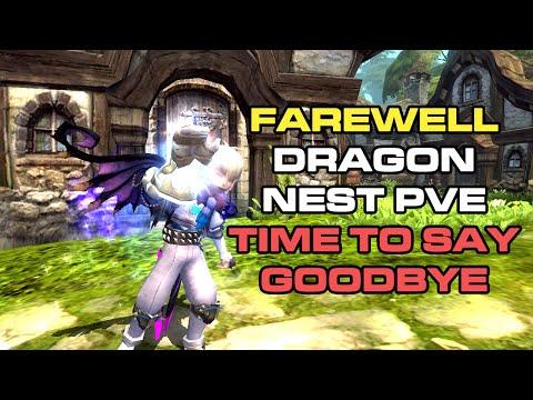 SERIOUS Dragon Nest PVE Talk w/ AikawaKazu - Time to Say Goodbye ~!