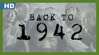 Back To 1942  Yi Jiu Si Er   2012  Trailer
