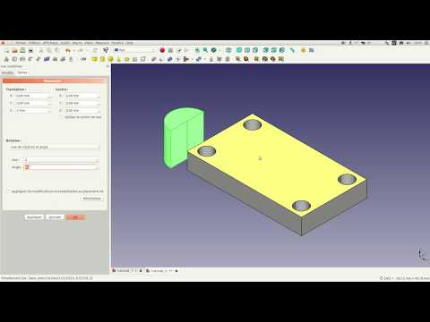 Free CAD - CAM : Add & Substract tuto #2