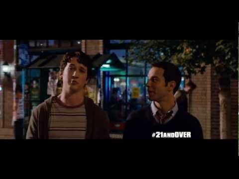 21 and Over TV Spot 1