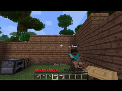 מיינקרפט - איך משחקים מיינקרפט - פרק 1 (Minecraft Survival Guide) בסדרה נעבור על כל מה שצריך כדי לשרוד במיינקרפט, וגם איך לעשות דברים מגניבים.