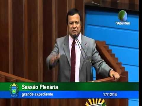 Deputado Estadual Amarildo Cruz defende projeto que altera a nomenclatura dos ATE's