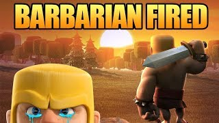 Video Clash of Clans Mini Story | Barbarian Builder Fired! - Apology Letter | Giant Surprise Update CoC MP3, 3GP, MP4, WEBM, AVI, FLV Februari 2018