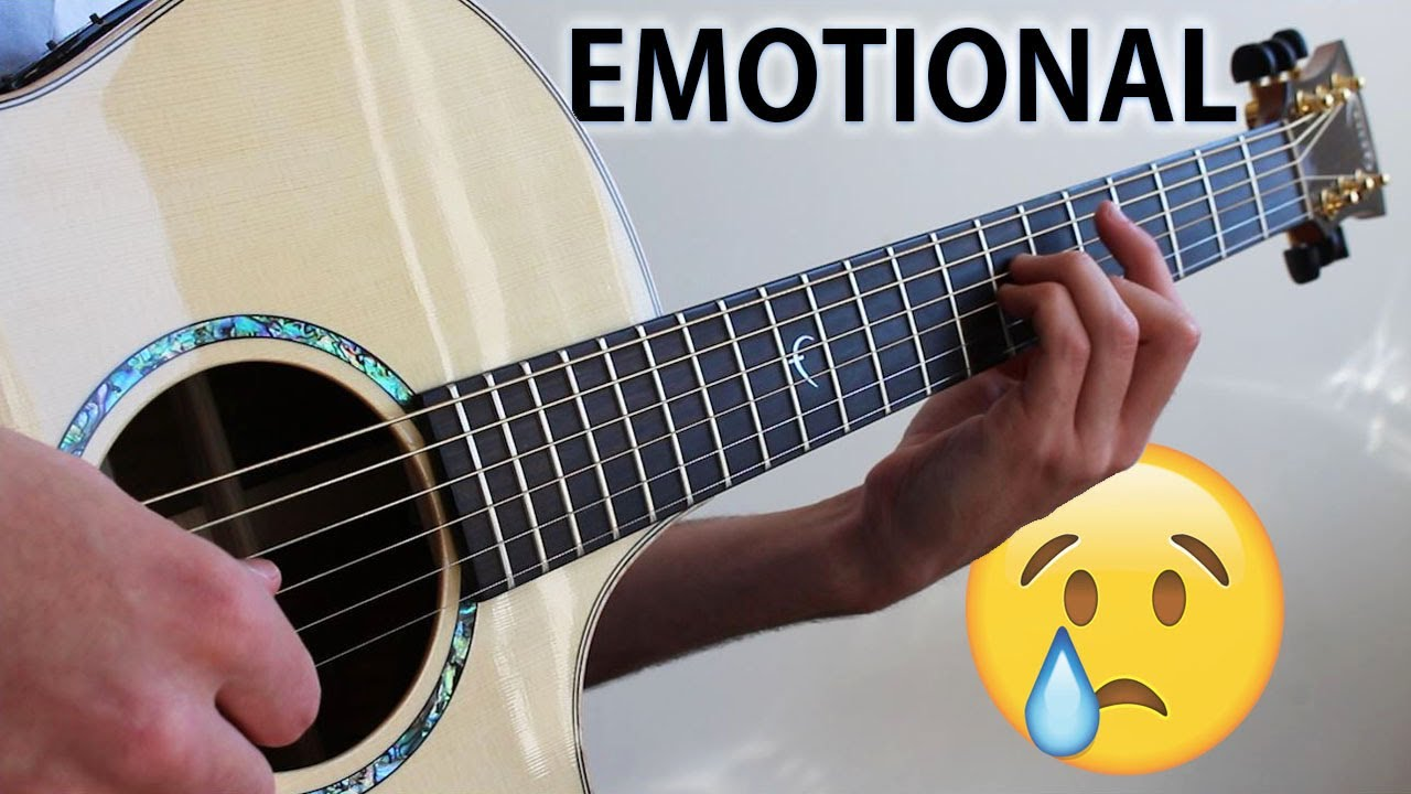 4 Emotional Fingerstyle Guitar Songs (Sad Acoustic Guitar)
