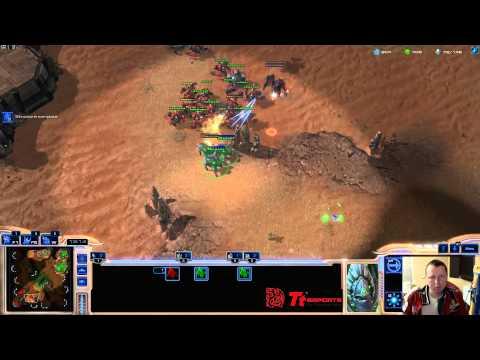 PvT how to stop Terran tech