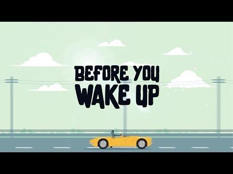 Adekunle Gold - Before you wake up [Official Lyric Video]