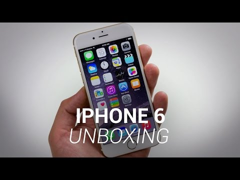 technobuffalo - iPhone 6 Unboxing! iPhone 6 First Impressions: http://bit.ly/1rmY5Vg iPhone 6 Plus First Impressions: http://bit.ly/1qj4bQZ iPhone 6 Video Sample: http://bit...