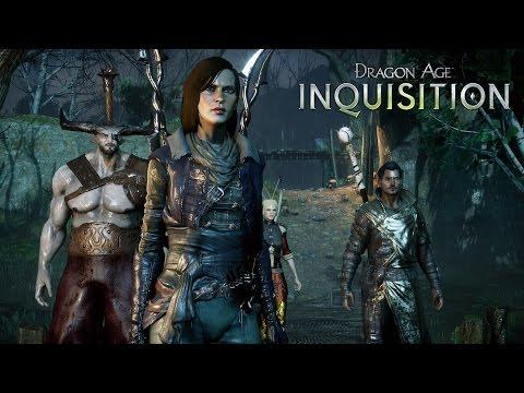 Dragon Age Inquisition : les compagnons en vidéo