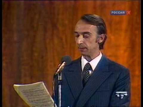 Кто помнит пародиста Иванова..., Тот зря не пи*данёт не слова!!!