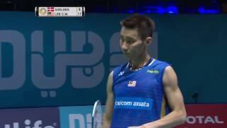 Video Dubai World Superseries Finals 2016 | Badminton QF M3-MS | Viktor Axelsen vs Lee Chong Wei MP3, 3GP, MP4, WEBM, AVI, FLV Agustus 2018