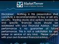 Stocks To Watch:  GLD, NFLX, BLUE, GTT
