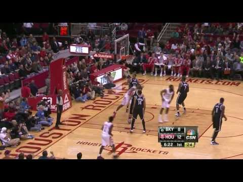 NBA.com Highlights: Rockets vs. Nets 11/29/2013