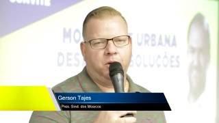 Depoimento de Gerson Tajes sobre Daniel Annenberg