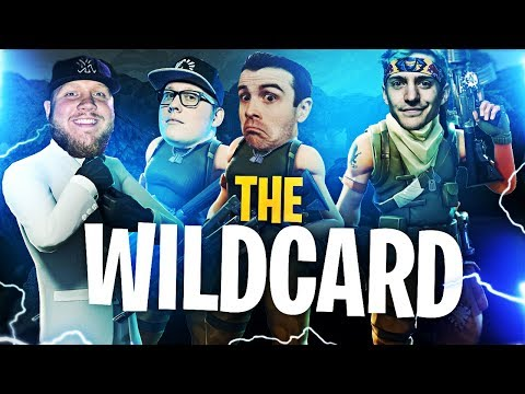 THEY CALL ME THE WILDCARD!! (ft. Ninja, DrLupo & Chap) | Fortnite Battle Royale Highlights #193