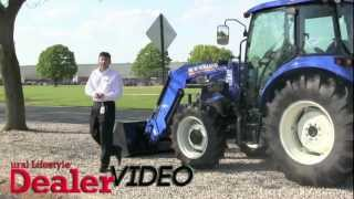 4. PowerStar Tractor by New Holland - Built with the North American Customer in Mind