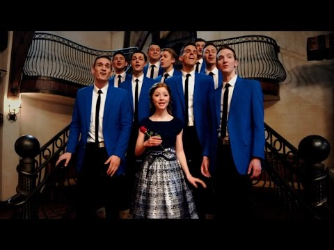 Beauty and the Beast A Cappella Medley | BYU Vocal Point ft. Lexi Walker - 4K (видео)