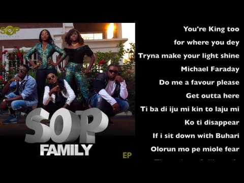 SOP FAMILY - INDUSTREET THEME SONG (LYRIC VIDEO)