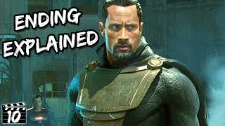The Ending Of Shazam! Explained - Early Exclusive