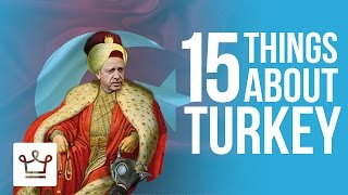 Video 15 Things You Didn't Know About Turkey MP3, 3GP, MP4, WEBM, AVI, FLV Januari 2019