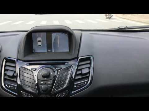 Camera 360 độ oris cho xe ford fiesta