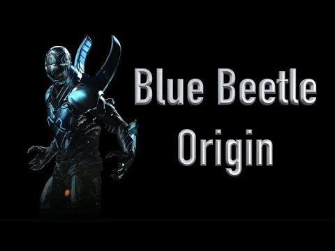 Blue Beetle's Origin (Young Justice)