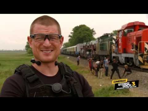 Strike Back Season 3 (Behind the Scene)