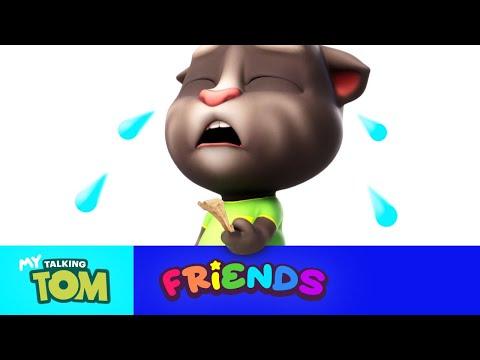 Tom's Got a Boo-Boo! 🚑 🤕 My Talking Tom Friends NEW Cartoon Trailer