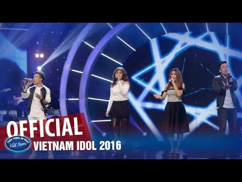 VIETNAM IDOL 2016 - GALA CHUNG KẾT & TRAO GIẢI - BẤT KHẢ CHIẾN BẠI & CANT STOP THE FEELING - TOP CA - Thời lượng: 4 phút, 28 giây.