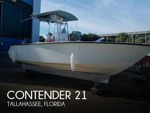 Used 2006 Contender 21 for sale in Tallahassee, Florida