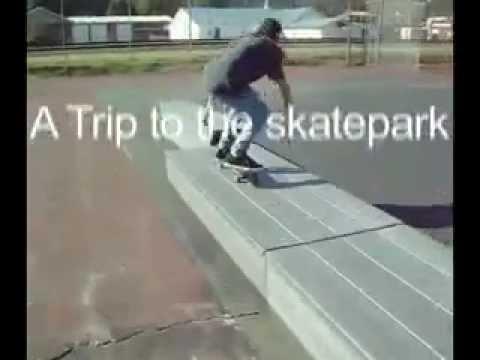 A trip to Rockwood skatepark