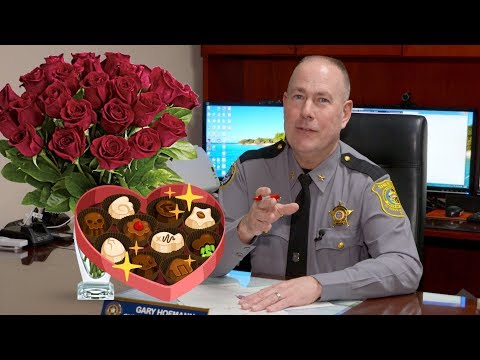 A Dozen Roses and Chocolate for Most Wanted Valentine