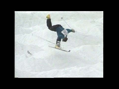 Bear Mountain Mogul Challenge 1991