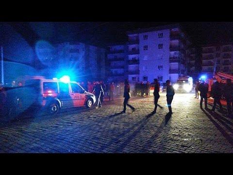 Ισχυρή έκρηξη στη νοτιοανατολική Τουρκία-Σκοτώθηκε ένα μικρό παιδί