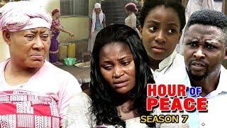 Video Hour Of Peace Season 7 - (New Movie) 2018 Latest Nigerian Nollywood Movie Full HD | 1080p MP3, 3GP, MP4, WEBM, AVI, FLV September 2018