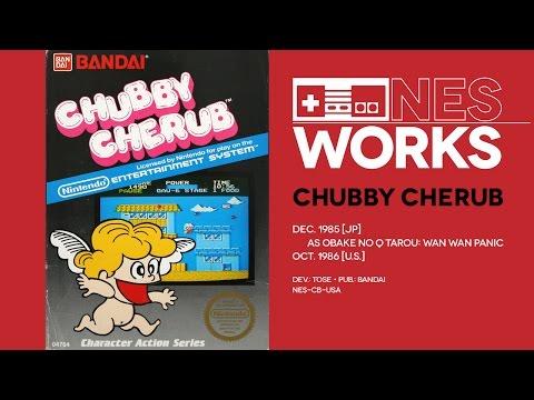 Chubby Cherub retrospective: Fallen angel | NES Works #028