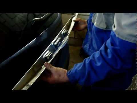 Планка крышки багажника форд фокус 2 хэтчбек фотка