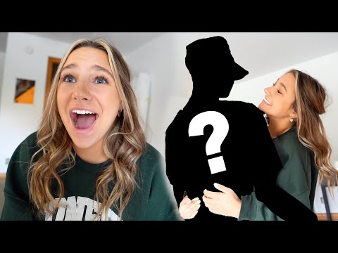 Surprised My Sister With Her Crush!