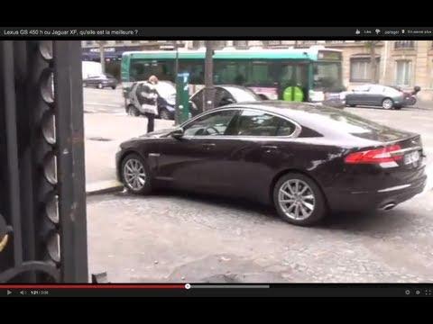 Lexus gs or jaguar xf фотография